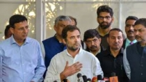 Scindia Was Worried About His Political Future Abandoned His Ideology Rahul Gandhi 3049295.html