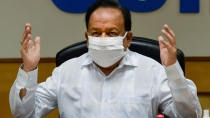 Dr Harsh Vardhan Slams Manmohan Singh Says Congress Ruled States Busy Raising Doubts About Vaccines 3246795.html