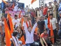 PHOTOS: Bharat Bandh In Madhya Pradesh 2018