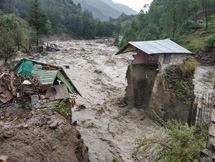 PHOTOS: Heavy Rains Lash Himachal Pradesh