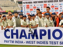 West Indies Tour Of India 2018 Photos