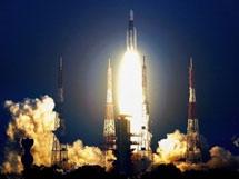 PHOTOS: ISRO Launches GSLV Mk III-D2/GSAT-29 Mission