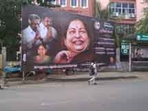 Photos: Former TN Chief Minister J Jayalalithaa 2nd Death Anniversary
