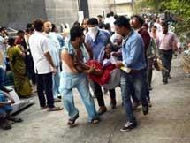 Photos: Fire Broke Out At ESIC Kamgar Hospital In Mumbai