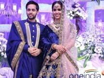 Photos: Saina Nehwal Weds Parupalli Kashyap