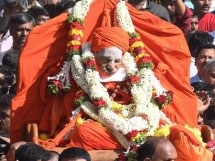 Photos: Shivakumara Swamiji Passes Away