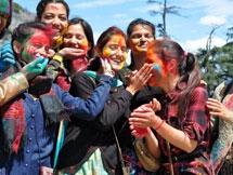 Photos: 2019 Holi Celebration Across India