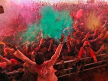 Photos: 2019 Holi Celebration Across India
