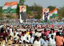 Photos: Karnataka Lok Sabha Election - Champaign 2019
