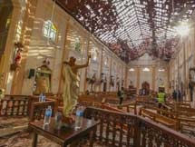 Photos: Bomb Blasts In Sri Lanka