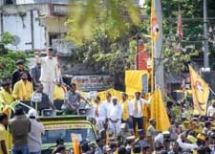Photos: Telugu Desam Party Election Campaign 2019