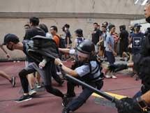 Photos: Hong Kong Protests Erupted Into Violence