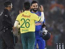 South Africa Tour Of India 2019 Photos