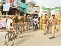 Photos: Ayodhya Verdict: Security Tight Across India