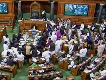 Photos: Parliament Winter Session 2019