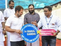 Photos: Rahul Gandhi 4 Day Visit To His Parliamentary Constituency