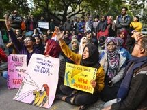 Photos: Protest Against CAB Across All Parts Of India