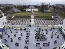 Photos: Preparations For Joe Biden's Presidential Inauguration At U.S. Capitol In Washington