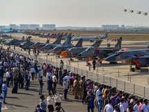 Photos: Aero India 2021 In Bengaluru