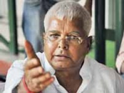 Why Are Train Accidents Traking Place Asks Lalu