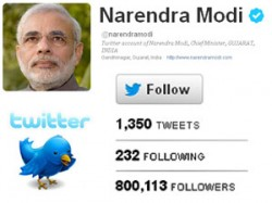 Modi Joins Netizens To Protest Curbs On Social Media