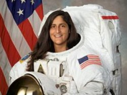 Sunita Williams Takes Over Command At Space Station