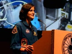 Sunita Williams Wants To Be A Science School Teacher
