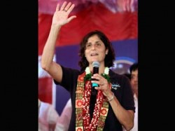 Sunita Williams Has Birds Eye View Of Mumbai
