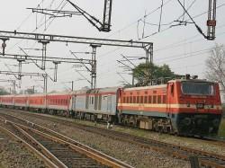 One Coach Jammu Rajdhani Express Derails At New Delhi Station