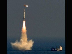 Navy Successfully Test Fires Mr Sam From Ins Kochi