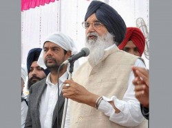 Punjab Cm Calls Booing Cm S Undemocratic Morally Deplorable