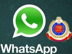 Omg Delhi Police S Whatsapp Helpline Receives 220 Porn Clips
