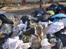 This Is How We Respect Our Soldiers Sukma Martyrs Uniform Found Dumped