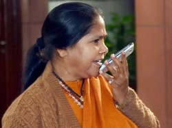 Sadhvi Remark Chair Asks Opposition Parties Government End Logjam