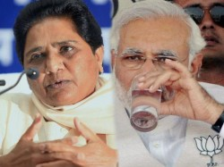 Sadhvi Niranjan Jyoti Not A Dalit Says Mayawati Hits Out At Bjp