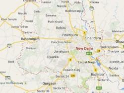 Delhi Police Use Drones Street Surveillance