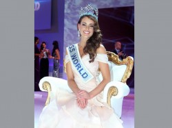 Miss South Africa Crowned Miss World Koyal Rana In Top