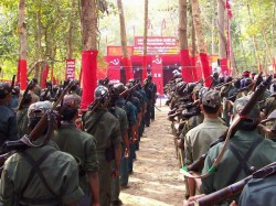 Odisha Police Suspect Several Maoists Killed In Encounter