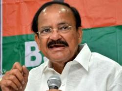 Implement 13th Amendment Naidu To New Lankan Govt