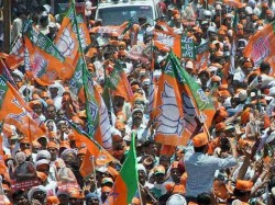 Achhe Din Bjp North East Tripura Party 6000 Supporters Merge With Bjp