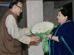 No Political Significance In Jaitely Jaya Meet Tn Bjp