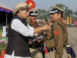 Security Personnel Awarded Police Medals For Gallantry