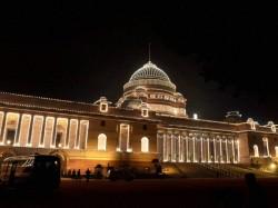 Go Green Solar Power Project Makes Its Debut At Rashtrapati