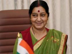 Pm Modi Visit China May Sushma Swaraj