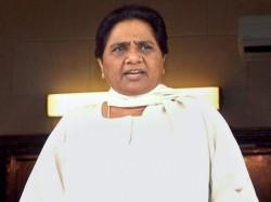 Bjp Trying To Get Presidents Rule Imposed In Bihar Mayawati