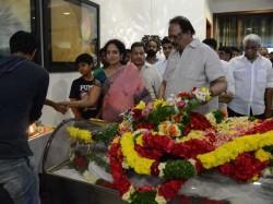 Filmmaker Rama Naidu Cremated