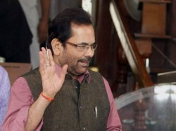 Communalism Problem India But Accusations Won T Help Says Naqvi