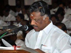 Centre S Land Bill Not Against Public Welfare Aiadmk