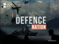 Parrikar Played Editor For Moc E Book In Defence Of The Nation A Hit