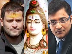 Lord Shiva Will See Rahul Gandhi Tweets Congress Volunteer Mocked On Twitter